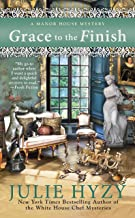 Grace to the Finish (A Manor House Mystery Book 8)