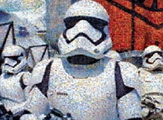 Buffalo Games First Order Storm Troopers - Star Wars Episode VII Photomosaic Puzzle (1000 Piece)