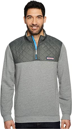 Vineyard Vines - Quilted Nylon Shoulder Shep Shirt
