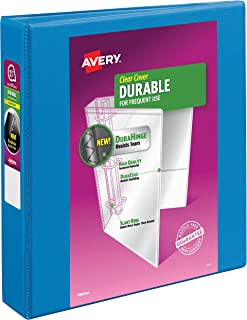 Avery Durable View Binder, 1-1/2