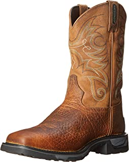 Men's Water Buffalo Western Boot