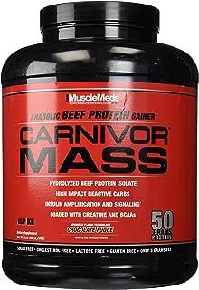 Muscle Meds Carnivor Mass Chocolate Fudge - 5.99 lbs