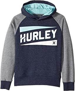 Hurley Kids - Stadium Lines Pullover (Big Kids)