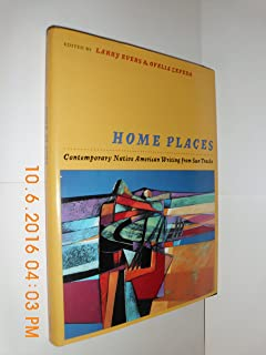 Home Places: Contemporary Native American Writing from Sun Tracks
