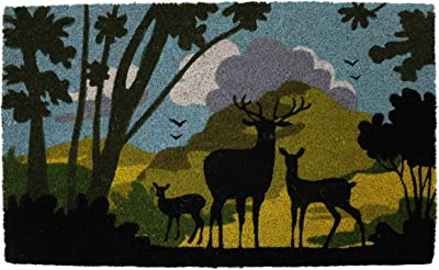 PRIDE OF PLACE Doormat, Door Mat, Coir, 45x75cm