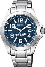 [シチズン]CITIZEN 腕時計 PROMASTER プロマスター エコ・ドライブ ランドシリーズ プロマスター × mont・bell BN0121-51L メンズ