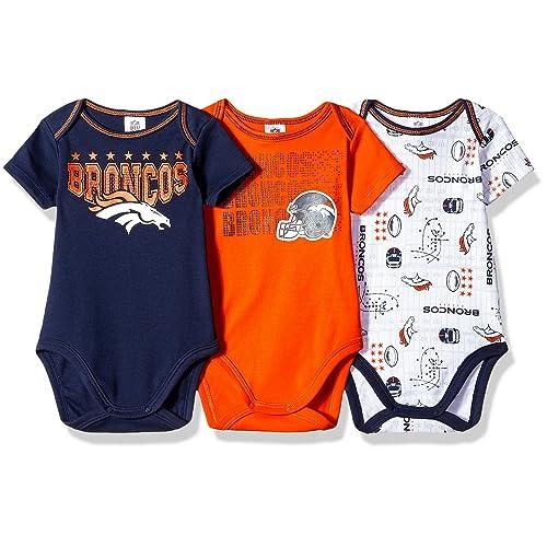 a667d303d Denver Broncos Clothes For Baby Boys: Amazon.com