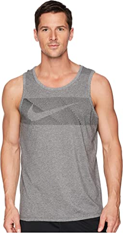 Dry Tank Top Dri-FIT™ Cotton Swoosh