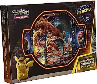 Pokemon TCG: Detective Charizard-GX Special Case File