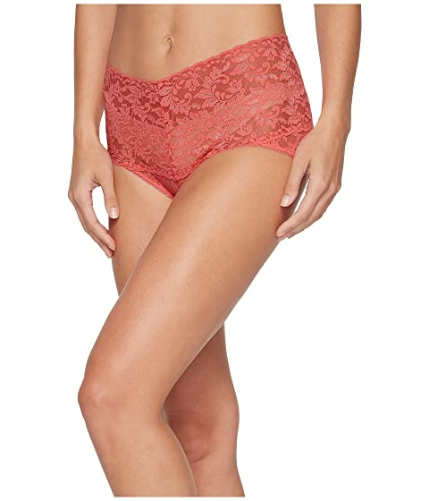 Hanky Retro Kini Keen Peachy Signature Orange V Lace ​​Panky qTw6HqSr