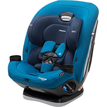 Maxi-Cosi Magellan All-In-One Convertible Car Seat With 5 Modes, Blue Opal, One Size