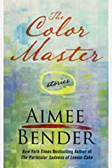 The Color Master: Stories (Thorndike Press Large Print Basic Series) Hardcover
