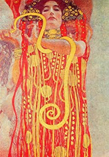 Gustav Klimt Hygieia - University of Vienna Ceiling Paintings Medicine 30