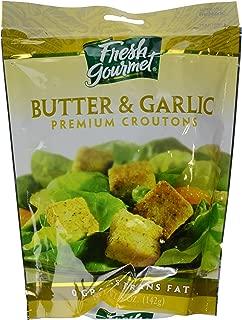 Fresh Gourmet, Butter Garlic Croutons, 5 oz