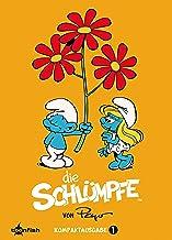 Die Schlümpfe Kompaktausgabe Bd. 1 (German Edition)
