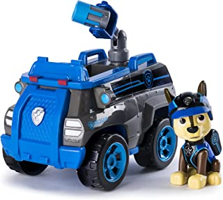 PAW PATROL Paw Vehículo-Chase's Mission Police Cruiser,