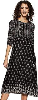 Rangriti Rayon a-line Dress