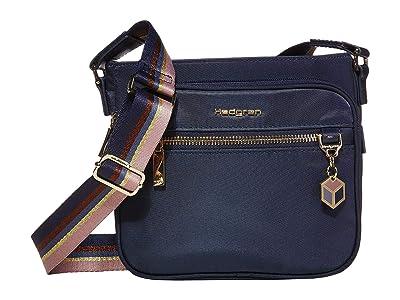 Hedgren Magical Small Crossbody (Mood Indigo) Handbags