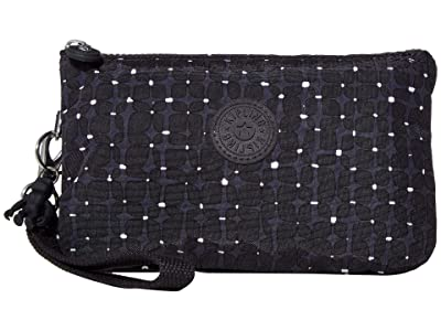 Kipling Creativity XL Pouch (Tile Print) Clutch Handbags