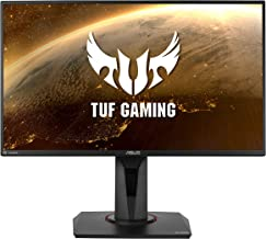 "ASUS TUF Gaming VG259QM 24.5"" Monitor, 1080P Full HD (1920 x 1080), Fast IPS, 280Hz, G-SYNC Compatible, Extreme Low Motion..."