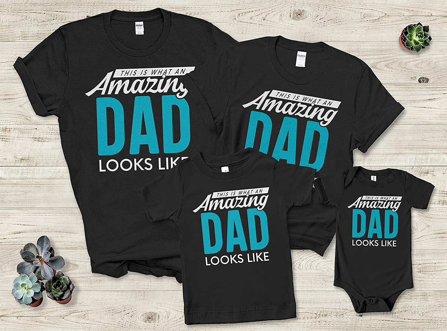 Father Mother Parents Day 2021 Amazing Custom Personalized Family T-Shirts Gifts