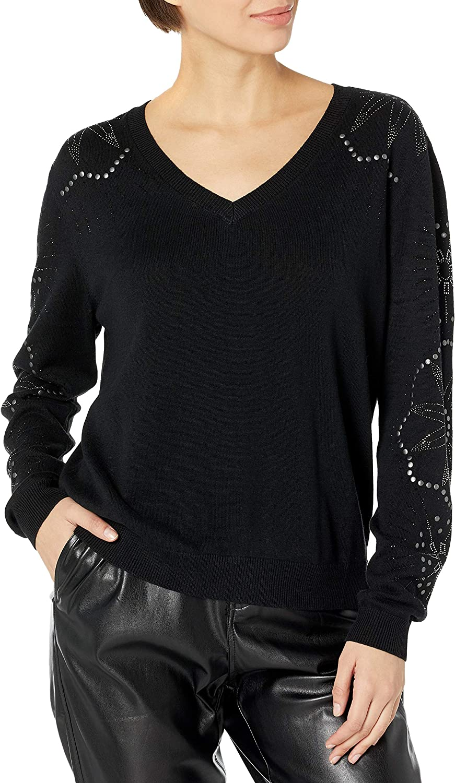 Desigual womens Thin Gauge Pullover