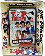 Top Trumps One Direction Collectors Tin