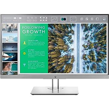 HP EliteDisplay E243 - Monitor de 23, 8 pulgadas ajusable en ...
