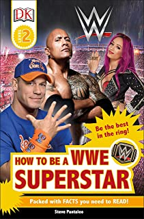 DK Readers L2: WWE: How to be a WWE Superstar (DK Readers Level 1)