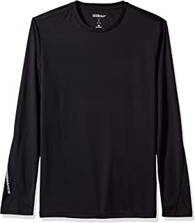 Skechers Men's Go Dri Ultra UPF 50 Long Sleeve Mock Neck Tee
