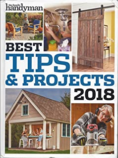 Best Tips & Projects 2018 by The Family Handyman
