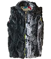 Hatley Kids - Ski Bunny Faux Fur Vest (Toddler/Little Kids/Big Kids)