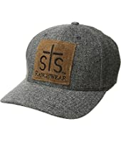 STS Ranchwear Patch Ball Cap Flexfit