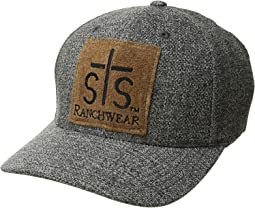 STS Ranchwear Patch Ball Cap Flexfit