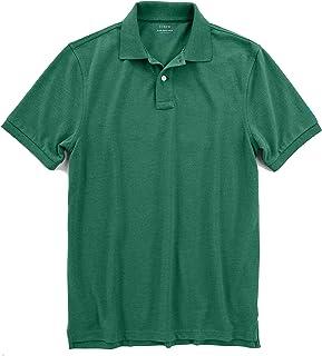 1ec7268f2462ea J.Crew Factory Men s Regular Fit Flex Pique Polo Shirt