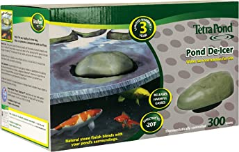 Best tetrapond pond de-icer 300-watt Reviews