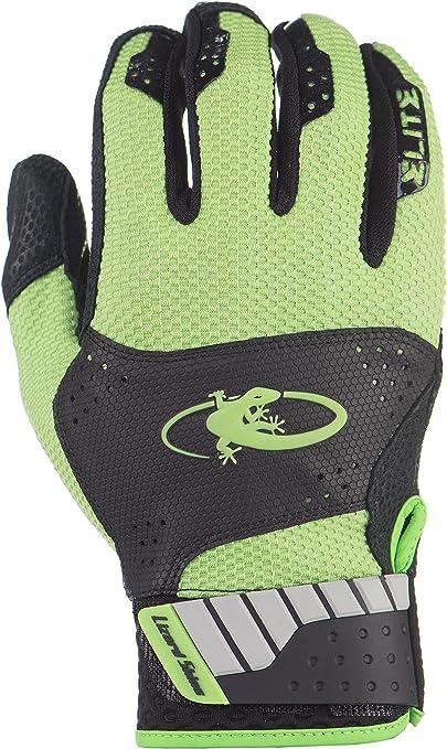 Medium New Lizard Skins Komodo Elite Adult Baseball /& Softball Batting Gloves