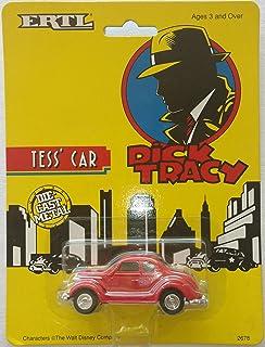 ERTL Dick Tracy Tess's Diecast Car (1990)