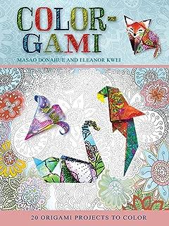Color-Gami (mass market) (Mass Market Origami Books)