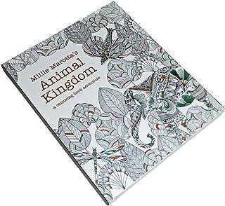 Animal Kingdom ぬりえ カード 動物たちのぬり絵 塗り絵 英語 30枚 30 Postcards 142mm×172mm