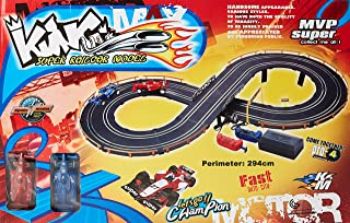 Car Racetracks 3 Years & Above,Multi color