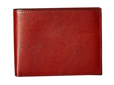 Bosca Old Leather Collection Executive ID Wallet (Cognac Leather) Bi-fold Wallet
