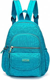 AOTIAN Lightweight Mini Casual Backpack 7 litres Wake Blue