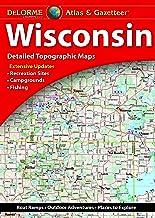 DeLorme Atlas & Gazetteer: Wisconsin (Wisconsin Atlas and Gazeteer) PDF