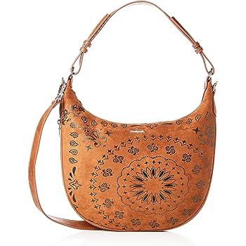 Desigual Damen Handtasche Tasche Schultertasche FLY PATCH