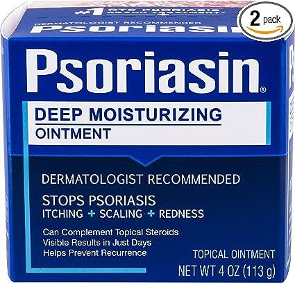 psoriasin ingredients