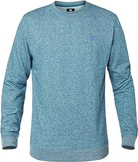 DC Clothing Men's Rebel Crew Neck Long Sleeve Sweatshirt