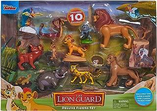 The Lion Guard Deluxe Figure Set
