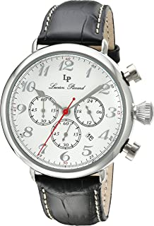 Lucien Piccard Trieste GMT Chronograph Mens Watch 72415-02S