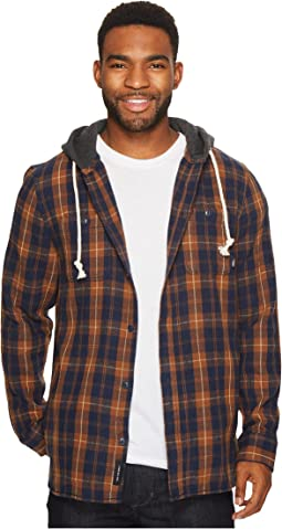 Vans - Lopes Long Sleeve Flannel